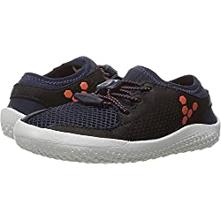 Vivobarefoot Boys' Primus Running Trainer Shoe
