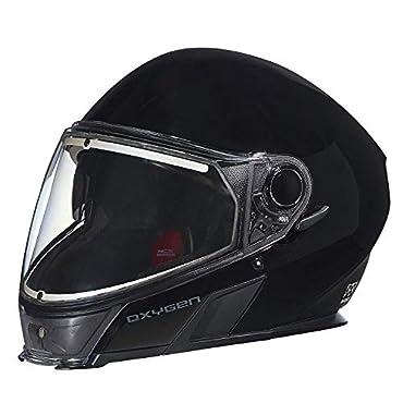 Ski-Doo Oxygen Snowmobile Heated Helmet and Visor