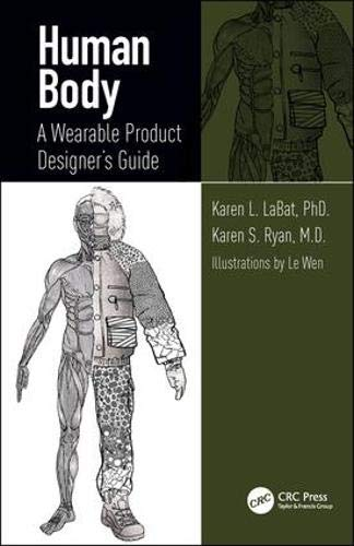- Human Body: A Wearable Product Designer's Guide