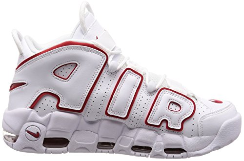Varsity Blanco White Red Uptempo White Air Nike More wx8fqgg