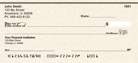 personal bank checks - 5