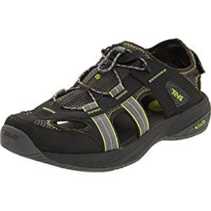 Teva Men's Churnium Water Shoe,Gunmetal,9.5 M US