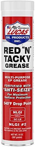 Explosive speed grease
