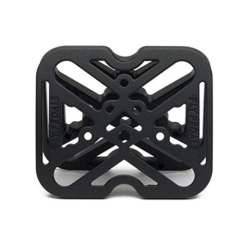 Fly Pedals II Convert Clip to Platform Universal Clipless Platform Adapters