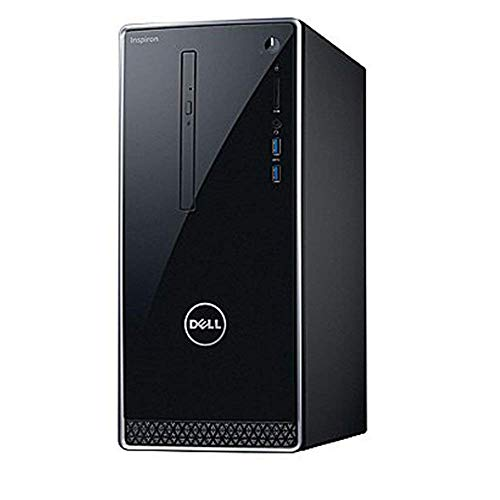 2019 Newest Dell Premium Flagship Desktop PC with Keyboard&M