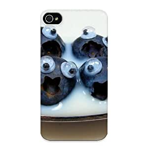 Special Standinmyside Skin Case Cover For Iphone 4/4s, Popular Help Us Phone Case For New Year's Day's Gift