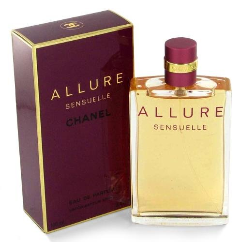 C H A N E L Allure Sensuelle Eau De Parfum Spray for Women 3.4 FL OZ / 100ml