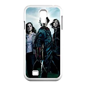 Classic Case Movie Harry Potter theme pattern design For Samsung Galaxy S4 I9500 Phone Case