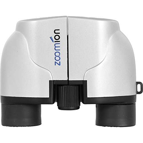 Zoomion Sparrow 8x21mm Compact Binoculars for Holidays and Leisure, with 8X Magnification