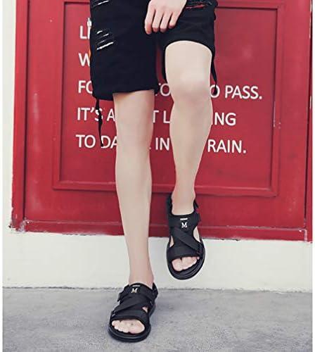 メッシュサンダル メンズ マジックテープ サンダル 滑り止め 厚底 ビーチサンダル スポーツサンダル ファッションサンダル 夏春 マジック式 歩きやすい 疲れない オフィス アウトドア カジュアル 男性用 コンフォートサンダル