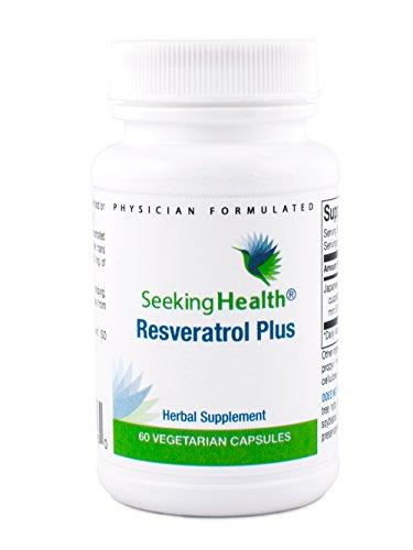 Cheap Resveratrol Plus   250 mg of Pure Resveratrol From Japanese Knotwood   60 Vegetarian Capsules   Seeking Health