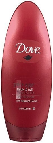 Dove ProAge Thick and Full Therapy Conditioner, 12 Ounce (Pack of 3)