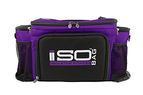 Isobag Meal Reverse Purple Black product image
