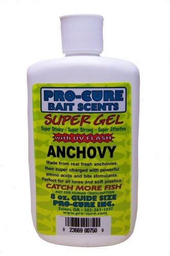 Pro-Cure Anchovy Super Gel, 8 Ounce