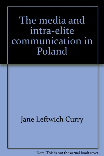 The media and intra-elite communication in Poland: Summary report