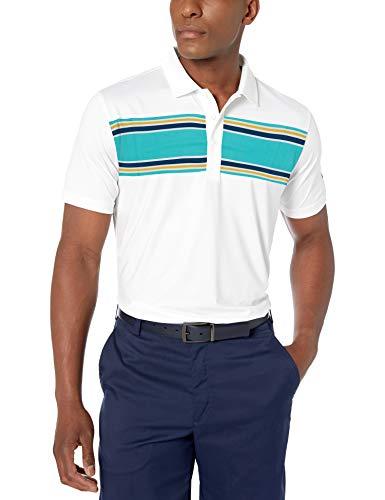 Puma Golf 2019 Men's Montauk Polo, BLUE TURQUOISE, Double x Large