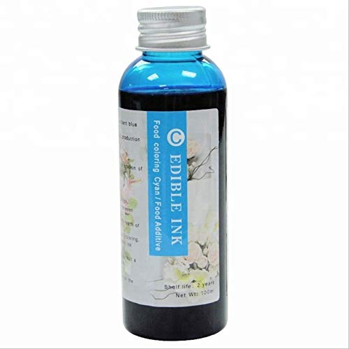 PXNH 100ml Recargable Tinta comestible Compatible Cartucho ...