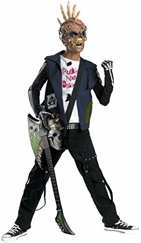 Punk Creep Child Costume - X-Large