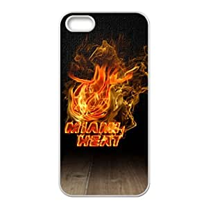KJHI MiamiDolphins Hot sale Phone Case for iPhone 5S