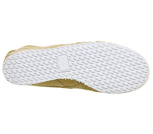 Sneakers Mexico Basse Ginnastica Asics Beige 66 Unisex Da Scarpe adulto qgwafAx1