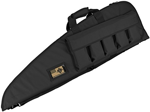 Evike-42-Deluxe-Padded-Rifle-Case-with-External-Magazine-Pockets