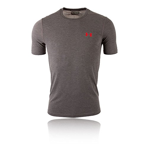 Ss Under Threadborne Grey T Fitted Ss18 Training Armour shirt ttpwRxqOa