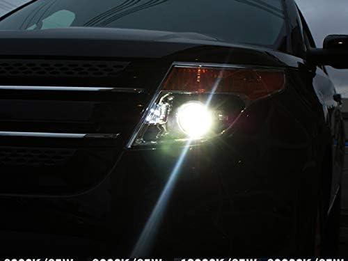 2011-2013y フォード エクスプローラー CC HID KIT Single 【H7T/6000K/35W】