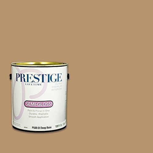 Prestige, Browns and Oranges 4 of 7, Interior Paint and Primer In One, 1-Gallon, Semi-Gloss, Lamp Post