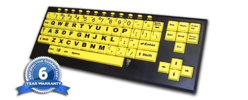 visionboard2-wired-usb-yellow-computer-keyboard-with-big-keys-and-large-high-contrast-letters