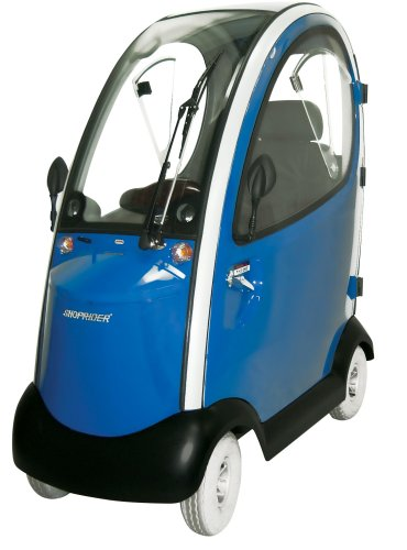 shoprider-flagship-enclosed-scooter-blue