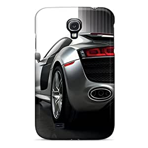 New Jrhoder Super Strong Audi R8 Tpu Case Cover For Galaxy S4