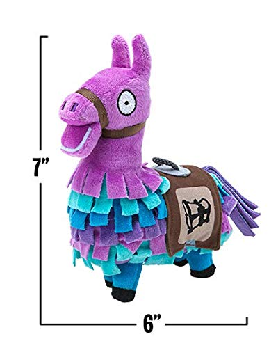 "41F PVHp59L - Fortnite 7"" Llama Loot Plush"