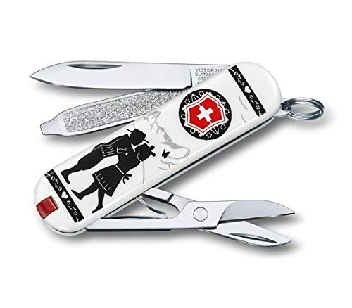 Victorinox Classic Limited Edition 2018 Alps Love - Swiss Army Knife 58 mm