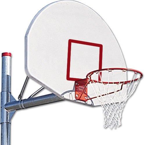 【当店一番人気】 BSN Sports Macgregor 90度調節可能なバスケットボールPost B002KEIC0Y, アキグン cdd91aed