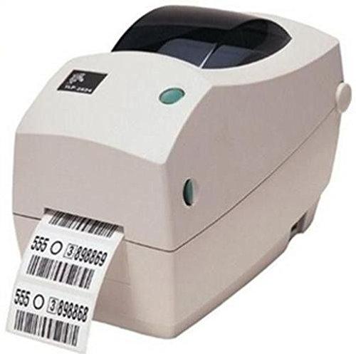 Zebra LP 2824 Plus Monochrome Direct Thermal Label Desktop Printer, 4 in/s Print Speed, 203 dpi Print Resolution, 2.20'' Print Width, 100/240V AC by Zebra