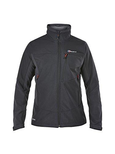 Berghaus Men's Breton II Soft-Shell Jacket, Medium, ()