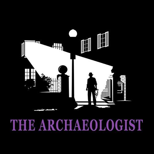 Archaeologist Archaeologist Archaeologist Sweatshirt City Cloud The 7 Jones nero nero nero nero Indiana Exorcist Women's StOw7qv