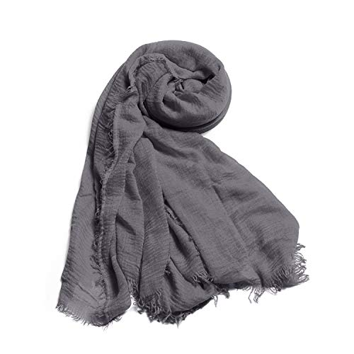 Warm Cashmere Fringes Scarf Headband Muslim PC Muffler Scarf Women Cotton Winter 12 1 qvwn6E0xBx