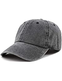 4d7f6cc6035e1 100% Cotton Pigment Dyed Low Profile Dad Hat Six Panel Cap