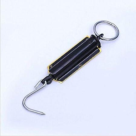 Supertool dorado B/áscula de equilibrio con resorte para pescar objetos ligeros