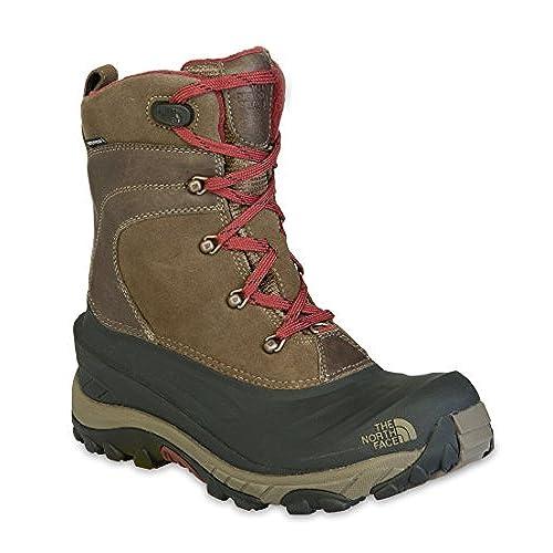 Men's Chilkat II Removable Weimaraner Brown/Cherry Stain Brown Boot 10 D (M)