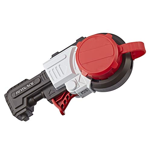 (BEYBLADE Burst Turbo Slingshock Precision Strike Launcher - Compatible with Right/Left-Spin Tops, Age 8+ Toy)