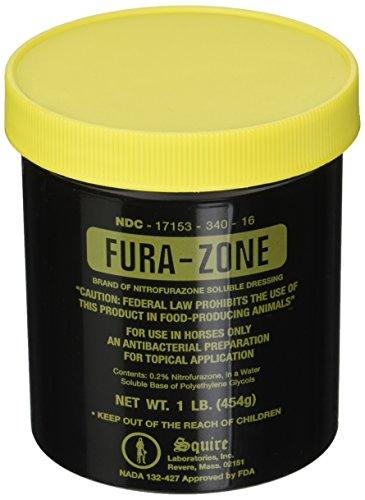 "Onguent Squire Fura-Zone de Durvet 1 livre ""width ="" 365 ""height ="" 500"