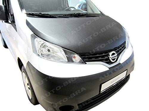 - AB3-00105 FULL HOOD BRA Front End Nose Mask for Nissan NV200 EVALIA VANETTE since 2009 Mitsubishi Delica D:3 Bonnet Bra STONEGUARD PROTECTOR TUNING