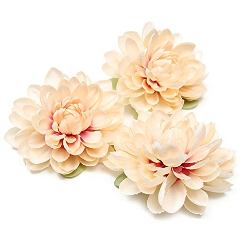 1Pcs 11CM Silk Dahlia Artificial Flower Daisy Flower for sale  Delivered anywhere in Canada