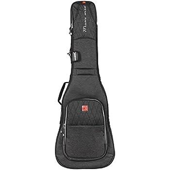 gator cases pro go ultimate guitar gig bag fits electric bass guitars g pg bass. Black Bedroom Furniture Sets. Home Design Ideas