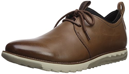 Hush Puppies Men's Performance Expert Oxford, Brown, 9 M - Oxford Hush Puppies Heels