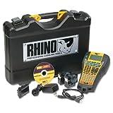 DYM1734520 - Dymo Rhino 6000 Industrial Label Maker Kit