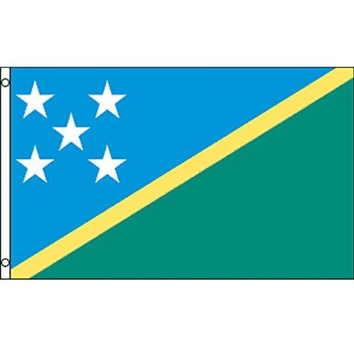 - Vista Flags 3x5 Solomon Islands Flag Country Banner Island Pennant