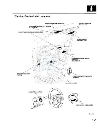 Amazon Com Bishko Automotive Literature 2001 Acura Mdx Shop Service